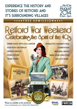Retford War Weekend