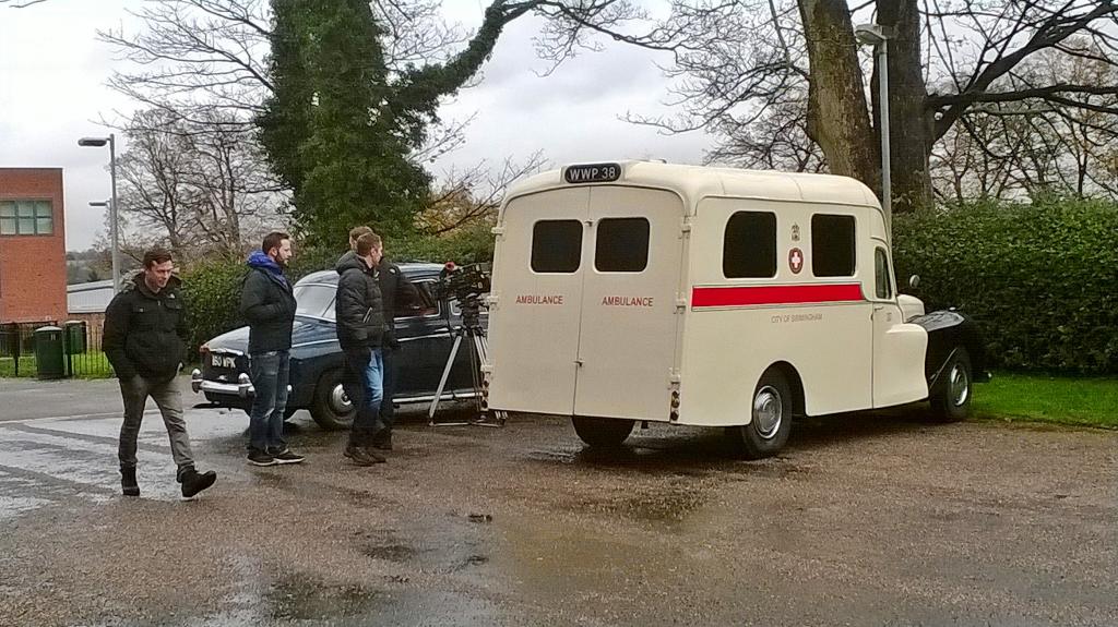 AHS WPC56 Filming 2014